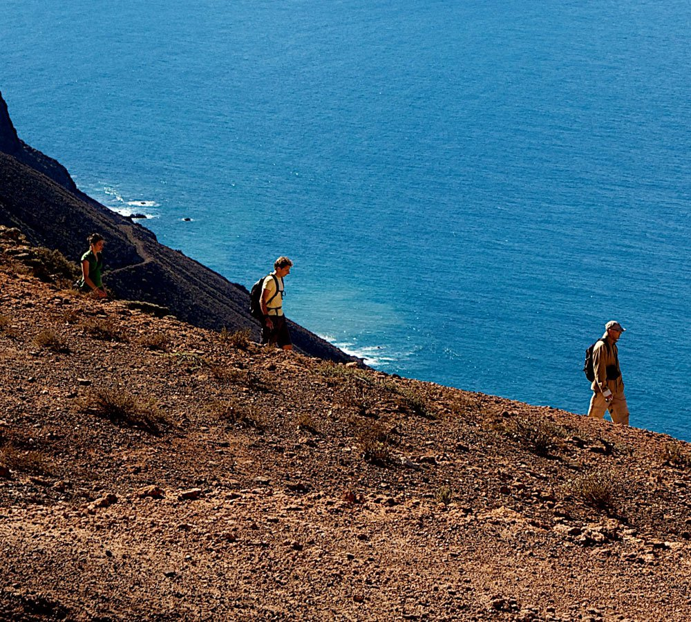 lanzarote geology tour mount corona
