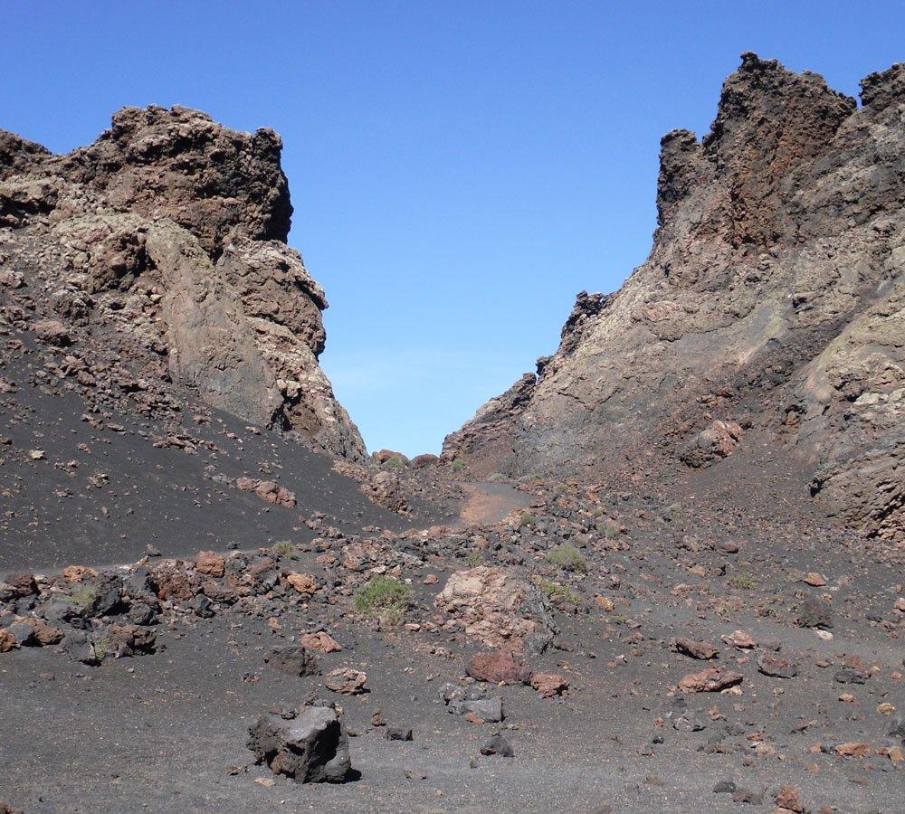volcano tour lanzarote