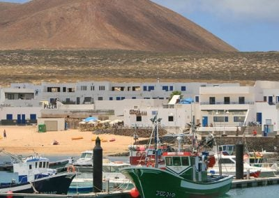La Graciosa excursion