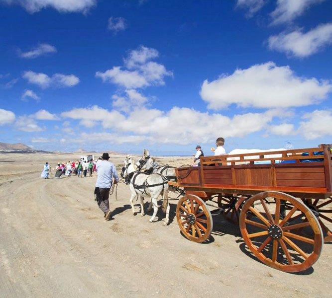 romeria lanzarote pilgrimage