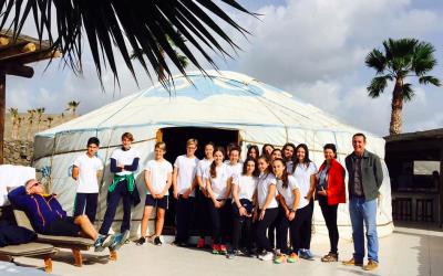 ecotourism with schools