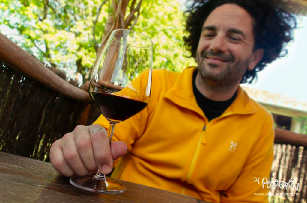 Lanzarote wine tasting guide and expert sommelier