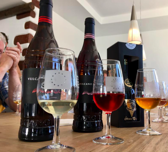 Wine Tasting Tours in Lanzarote with eco-insider – 3rd stop Bodega Vulcano