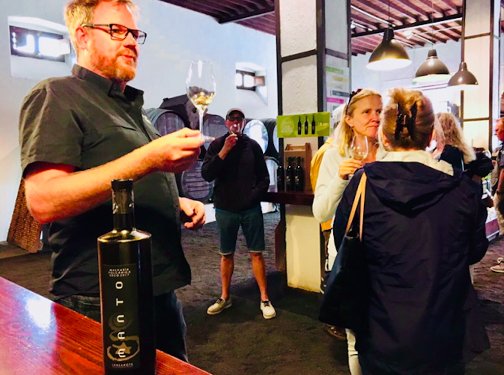 Wine tasting tours in Lanzarote